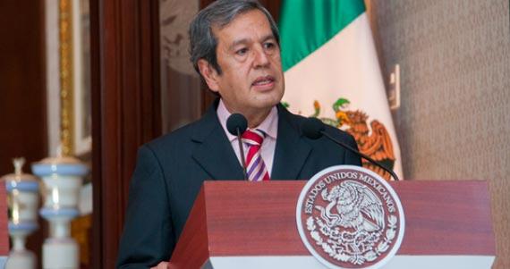 Rogelio Ortega Martínez, Gobernador interino de Guerrero. Foto: Cuartoscuro