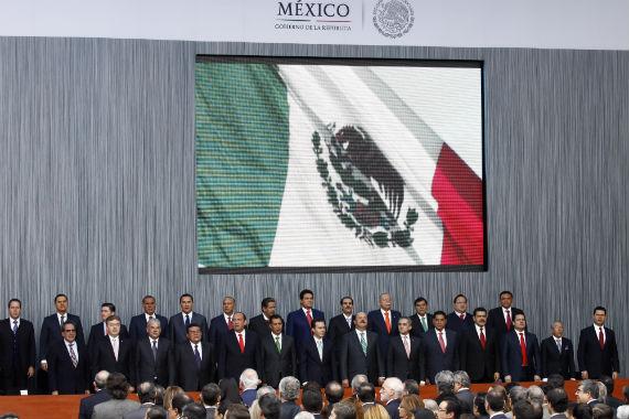 Para los legisladores, el mensaje de Peña Nieto no tuvo autocrítica ante la crisis. Foto: Cuartoscuro
