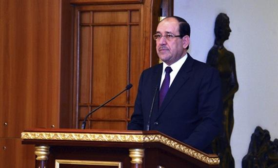 Nuri Al Malaki, Presidente de Irak. Foto: EFE