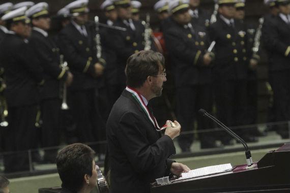 Fernando Landeros, director de Teletón. Foto: Cuartoscuro