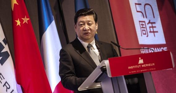 Xi JinPing, Presidente de China. Foto: EFE