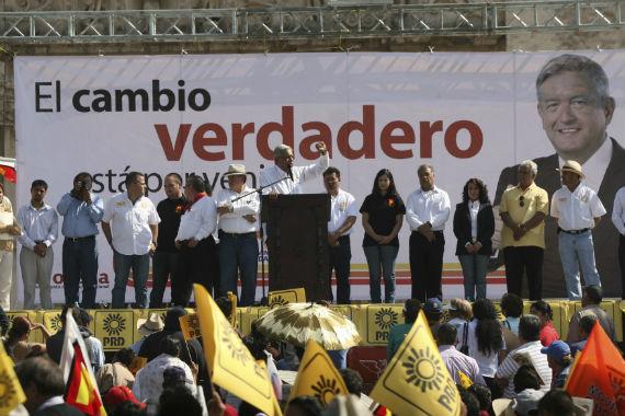 Morena disputará con el PRD el bastión perredista: Distrito Federal. Foto: Cuartoscuro