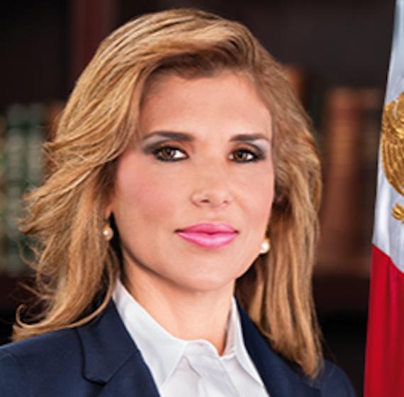 Claudia Pavlovich, es la candidata del PRI a la gubernatura de Sonora. Foto: Facebook