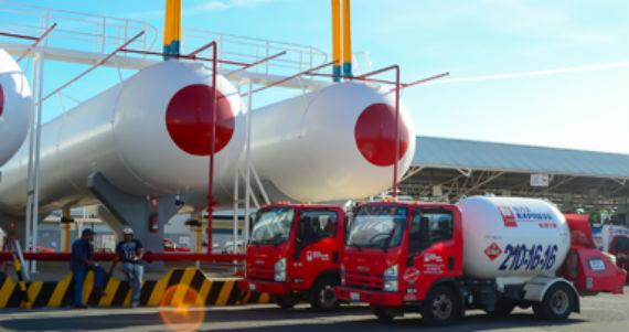 Gas Express Nieto es la cuarta distribuidora de gas más importante del país. Foto: Gas Express Nieto