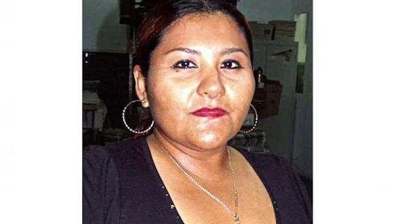 Yolanda Ordaz. Foto: Blog Expediente