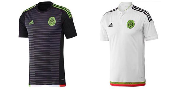 fceac2459cac7 La FMF presenta las nuevas playeras de la Selección Mexicana