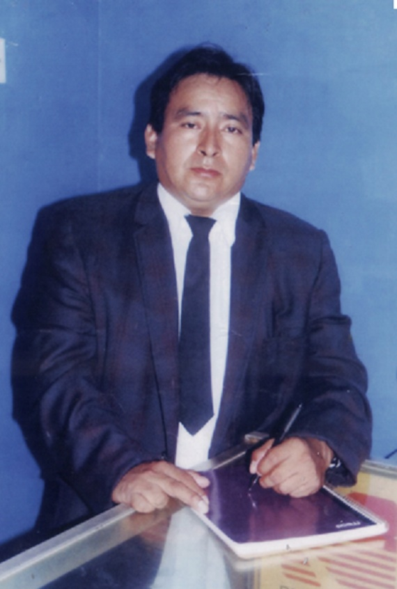 Noel López Olguín. Foto: Blog Expediente