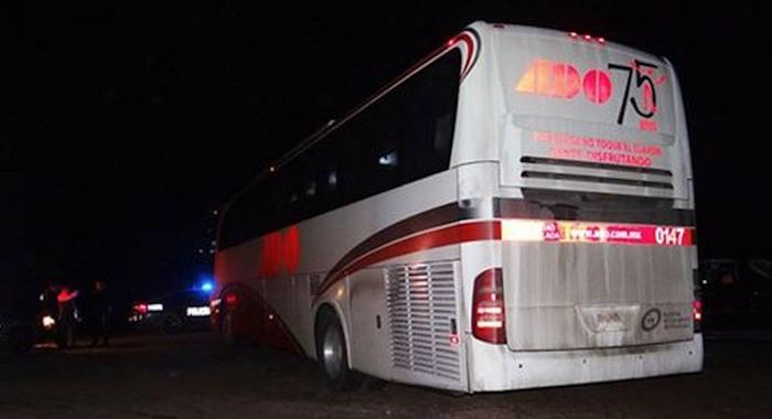 Los presuntos delincuentes interceptaron el autobús y violaron a las pasajeras. Foto: BlogExpediente