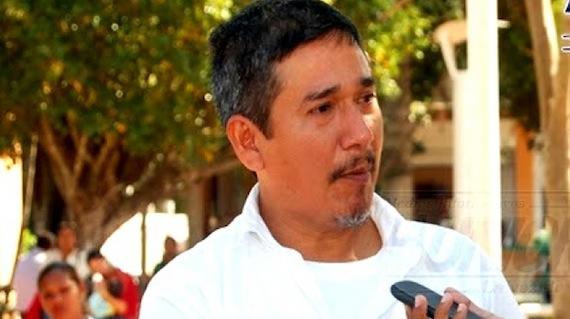 Moisés Sánchez, periodista y activista asesinado en Veracruz. Foto: Especial