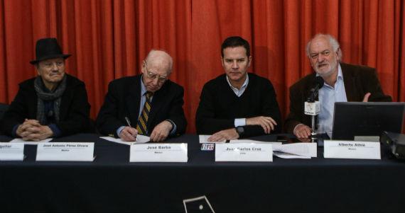 José Barba Martín, ex miembro de la congregación y víctima de los abusos sexuales