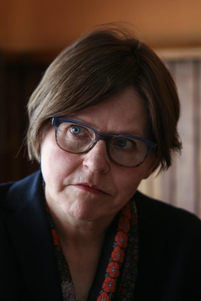 La eurodiputada Heidi Hautala. Foto: Francisco Cañedo, SinEmbargo