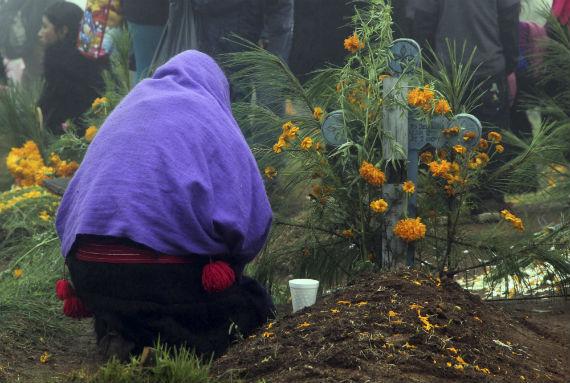 Indígenas chiapanecos que se niegan a abandonar sus casas para dar paso a megaobras terminan muertos, segñun ONGS. Foro: Cuartoscuro