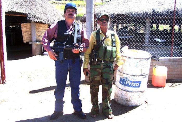 Guzmán se convirtió en el primer y único preso que se evade de un penal de máxima seguridad. Foto: Especial.