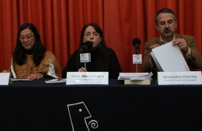 Los grupos civiles dijeron que el maíz transgénico tiene altos contenidos de químicos y tóxicos. Foto: Francisco Cañedo, SinEmbargo.