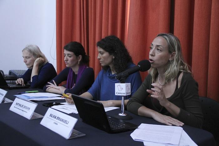 La Coalición de Organizaciones Mexicanas por el Derecho al Agua afirmó que la iniciativa es privatizadora. Foto: Cuartoscuro.