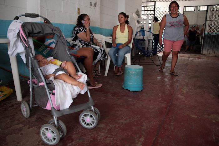En algunos penales de México no se permite a las internas vivir con sus hijos menores de edad. Foto: Cuartoscuro