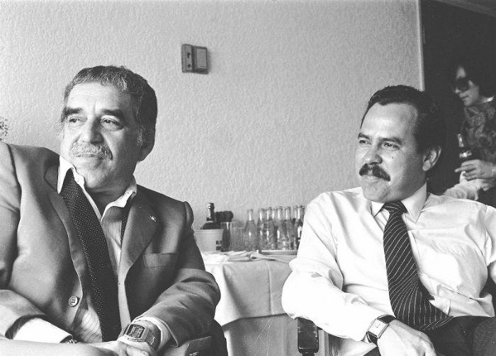 La política, la lectura, los vinos tintos... Foto: Archivo de Darío Arizmendi
