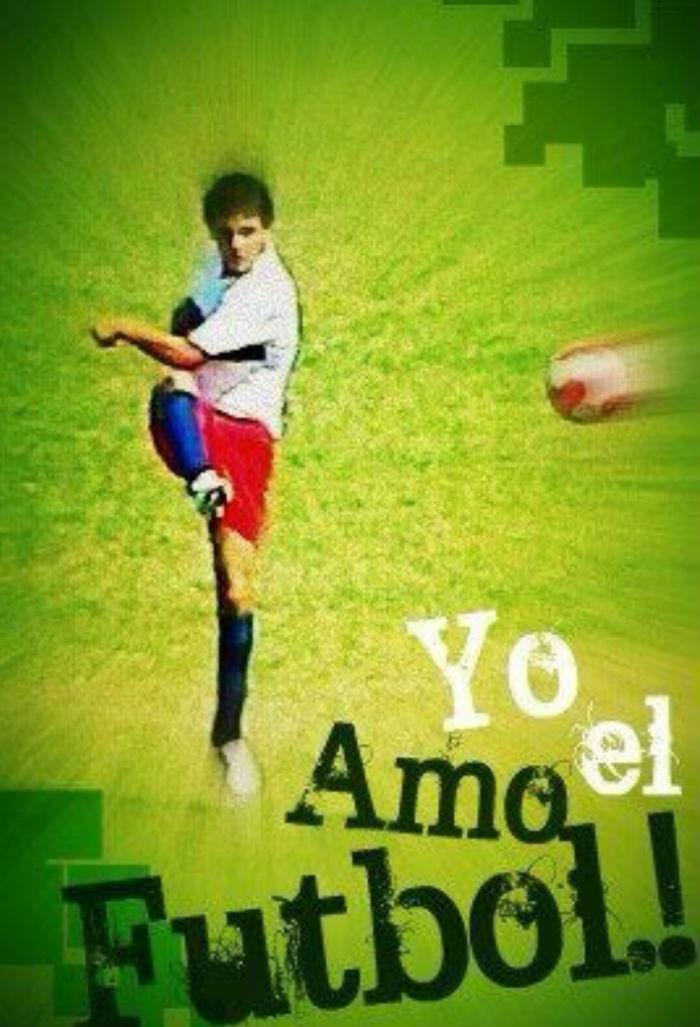 Al joven Gerson Quevedo Orozco, desaparecido desde hace un año, desde pequeño le gustó el futbol soccer. Foto: Cortesía