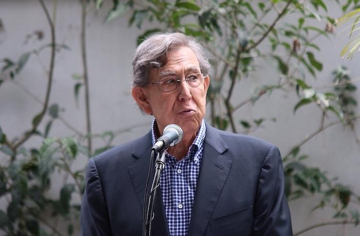 El ingeniero Cuauhtémoc Cárdenas. Foto: Francisco Cañedo, SinEmbargo