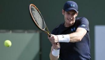 Murray y Nishikori cumplen y acceden a octavos en Indian Wells