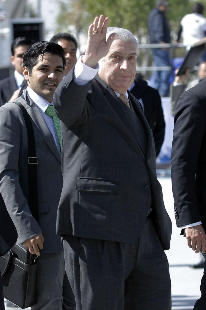 El Gobernador Núñez. Foto: Cuartoscuro