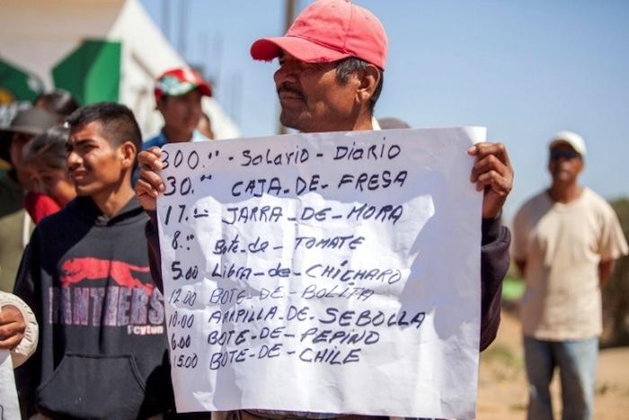 San Quintín: un ejemplo de los tiempos renovados de desprecio y deshumanización Jornalerosanquintin-zg2