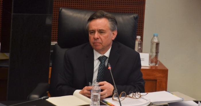 Medina Mora negó haber participado en el operativo Rápido y Furioso. Foto: Ariana Pérez, SinEmbargo