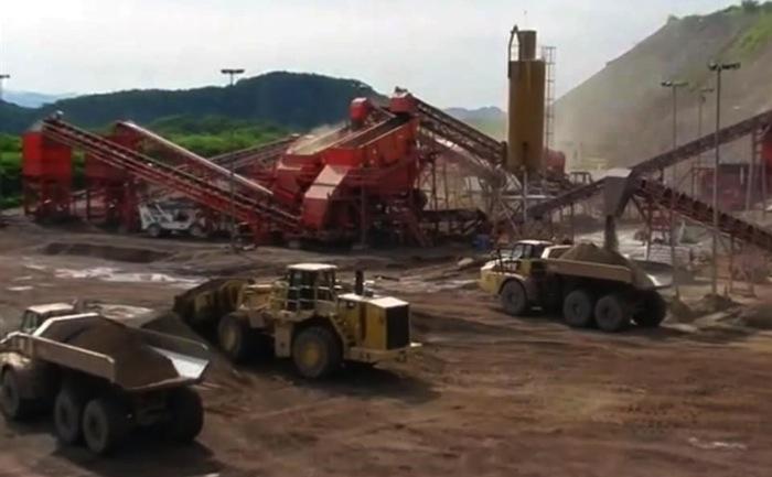 La mina El Gallo 1 está situada en la zona serrana del municipio de Mocorito. Foto: Especial.