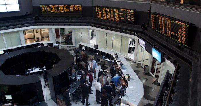 La Bolsa Mexicana de Valores perdió hoy 1.21 por ciento. Foto: Cuartoscuro