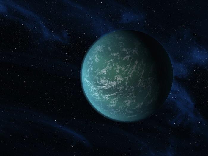 """Ya son varios los planetas que prometen ser la próxima """"Tierra"""", pero ¿es así en realidad? Foto: NASA"""