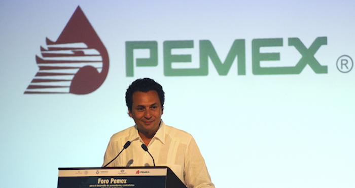 Emilio Lozoya Austin, director general de Pemex. Foto: Cuartoscuro.