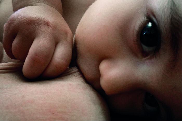 """""""Lucio y yo"""", de la serie Kinderwunsch, por Ana Casas. Foto: Cortesía Ana Casas"""
