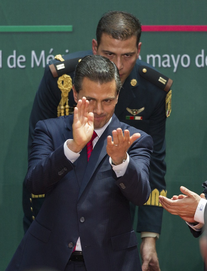 Enrique Peña Nieto no puede sentirse satisfecho con los resultados del domingo pasado, dice The Financial Times. Foto: Cuartoscuro