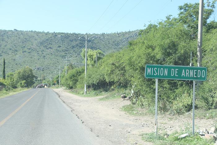 Mauricio Mata Soria es originario de Misión de Armedo. Foto: Ernesto Méndez, Zona Franca