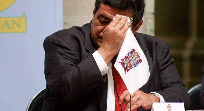 Fernando Ortega Bernés. Foto Cuartoscuro