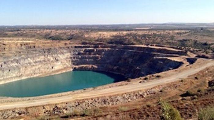 Grupo México gestionaría la mina de Aznalcólla, en Sevilla. Foto: ElDiario.es.