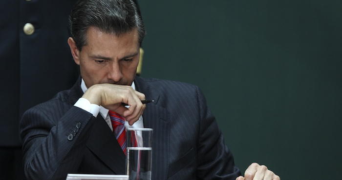 El Presidente Enrique Peña Nieto adquirió una propiedad cuando tenía 16 años.