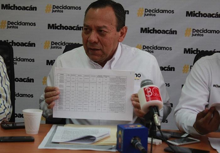 El candidato del pri pvem en michoac n y su familia tienen for Inmobiliaria zambrano