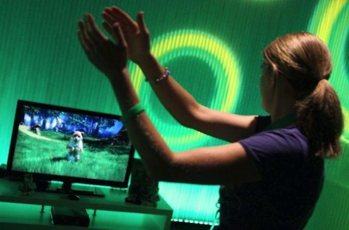 El uso del Kinect en obras artísticas es un ejemplo de como la tecnología puede incursionar en otros ámbitos. Foto: EFE