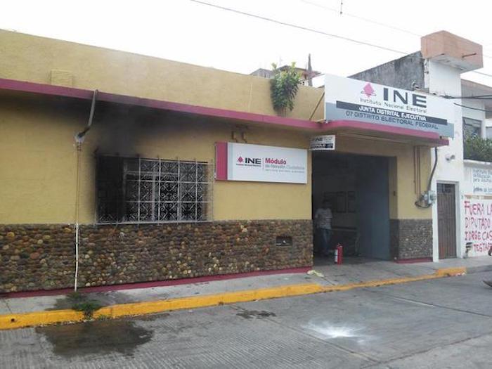 Este lunes se han reportado agresiones en Puebla, Oaxaca y Yucatán, Foto: Twitter vía @val_wilbert.