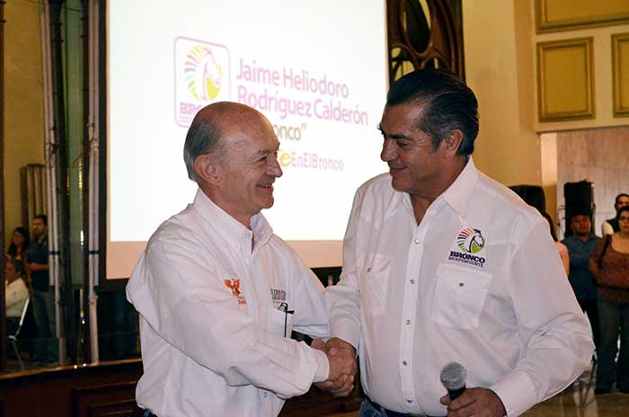 Fernando Elizondo y El Bronco, Foto: Sanjuana Martínez