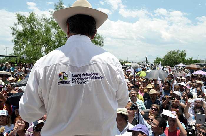 Foto: Sanjuana Martínez