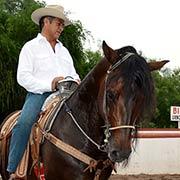 El Bronco y Emiliano, Foto: Sanjuana Matínez