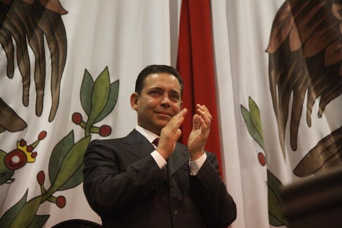 Eugenio Hernández Flores gobernó Tamaulipas de 2005 a 2010.
