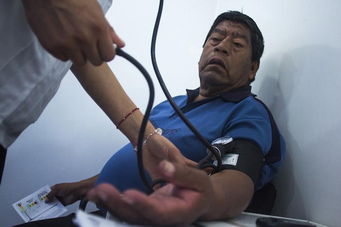 La OCDE afirmó que existe una prevalencia de la diabetes de 15.9 por ciento en la sociedad mexicana. Foto: Cuartoscuro