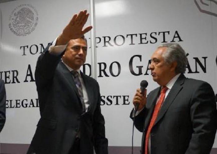 Javier Galván Guerrero, Delegado del ISSSTE en Jalisco, fue hallado muerto. Foto: Facebook.