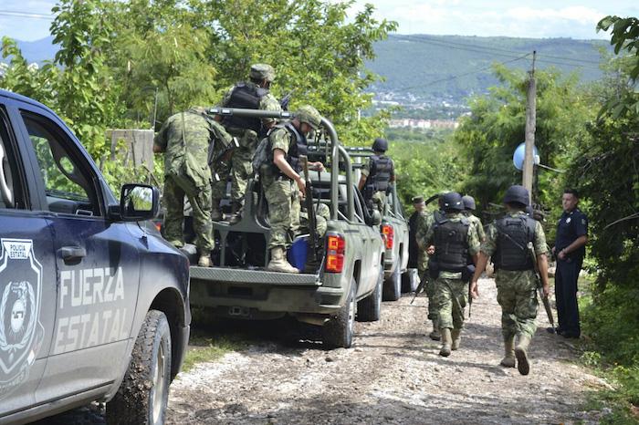 Guerrero es la entidad con más presencia de cárteles. También es la entidad en donde durante los últimos meses se han registrado despliegues de fuerzas federales. Foto: Cuartoscuro