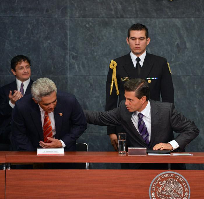 Mancera no es del PRD. Foto: Cuartoscuro