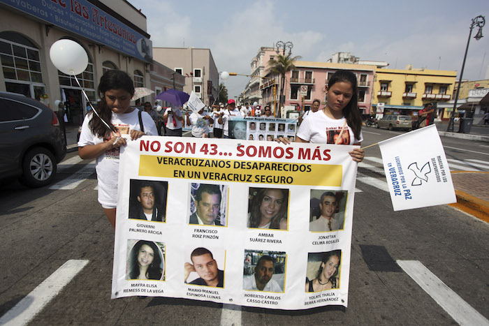 ONU pide a México que ley de desaparición forzada atienda pedidos de familias. Foto: Cuartoscuro