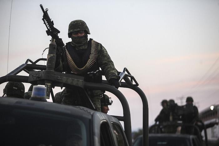 """La llamada """"guerra contra el narcotráfico"""", emprendida por el entonces Presidente Felipe Calderón es reconocida como un """"total fracaso"""". Foto: Cuartoscuro"""